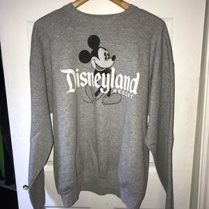 Disneyland Resort Sweatshirt XL Walt Disney World